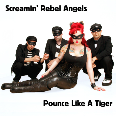 Screamin' Rebel Angels Pounce Like A Tiger EP